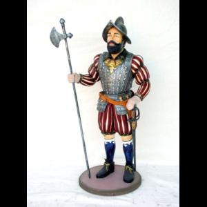 1800 Knight - Spaanse Ridder