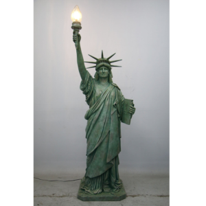 H-180161 Statue of Liberty - Vrijheidsbeeld 271cm