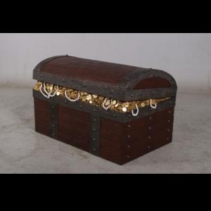 H-180199 Pirate Treasure Chest - Piraat Schatkist