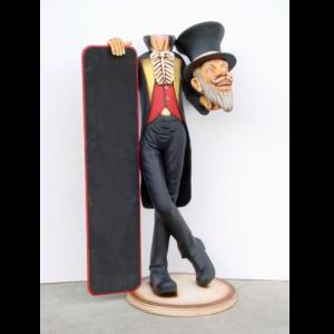 1859 Butler Magican Menubord - Googelaar