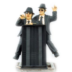 1878 Blues Brothers CD Holder