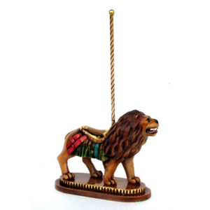 1879 Lion Ornament - Leeuw