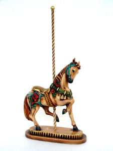1881 HORSE ORNAMENT