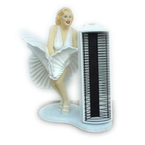 1929 Marilyn Monroe CD Holder