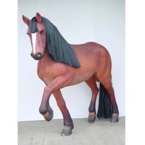 1949 Horse Life Size - Paard