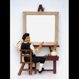 1969 Mirror Frame Painter - Spiegel