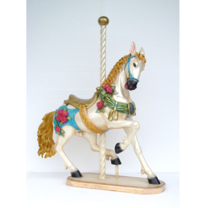 1986 Caroussel Horse - Paard