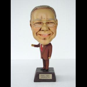 2004 Colin Powell - Big Head