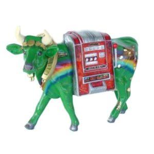 1922 Cow Luckey Life Size - Koe