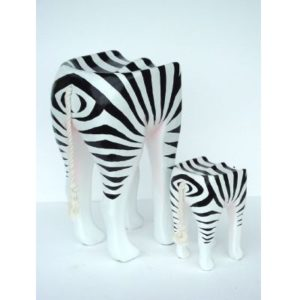 2072 Chair Zebra Small - Kruk Zebra