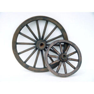 2083 Wagon Wheel Large - Wagenwiel