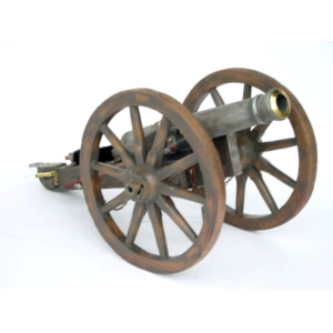 2112 Cannon with Wagon Wheels - Kanon
