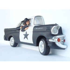 2131 Wall Decor Police Car - Blues Brothers