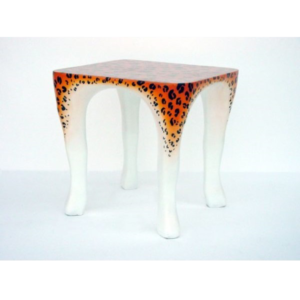 2133 Table Leopard - Luipaard
