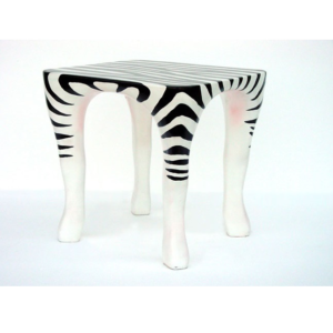 2134 Table Zebra - Tafel