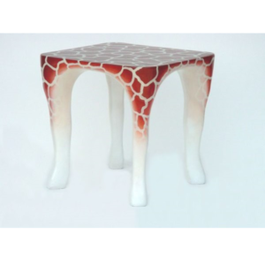 2135 Table Giraffe - Giraf