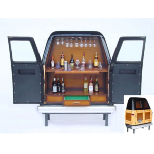 2137 Cabinet Van Double Door Bar - Autobar
