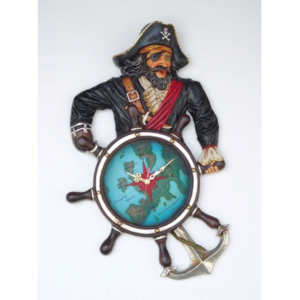 2146 Klok Pirate - Piraat