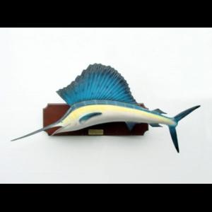 2159 Sail Fish Hanging - Vis