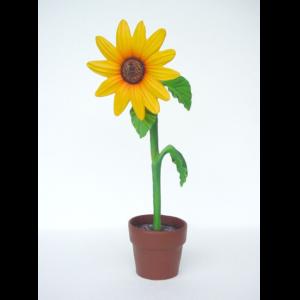 2203 Flower Sun Flower - Zonnebloem
