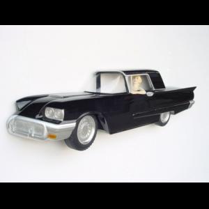 2216-B Wall Decor TB Car Black - Marilyn Monroe