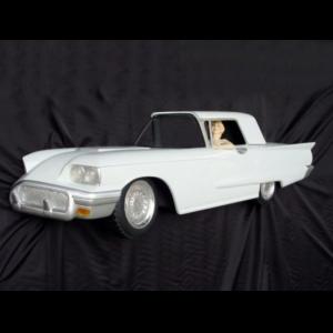 2216-W Wall Decor TB Car - Marilyn Monroe