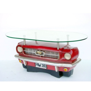2220 Table Ford Mustang-Car - Tafel Auto