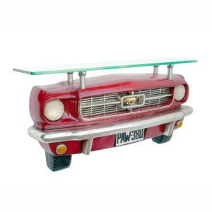 2221 Wall Decor Shelf Ford Mustang Car - Autobar
