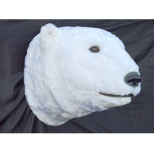 2241 Polar Bear Head - IJsbeer