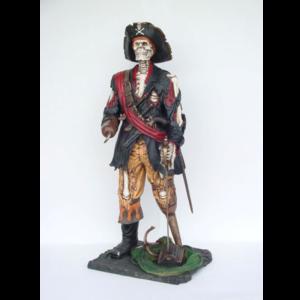 2263 Pirate Skeleton - Piraat