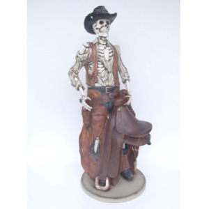 2266 Cowboy 6ft. - Skeleton