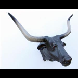 2272-B Bull Head - Stier