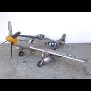 2293 Mustang - Vliegtuig