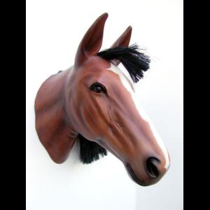 2303 Horse Head - Paard