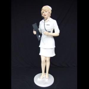 2312 Nurse Life Size - Zuster