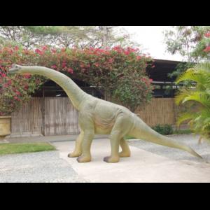2327 Dinosaurs Brachiosaurus Baby - Dinosaurus