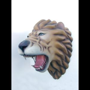 2332 Lion Head - Leeuw