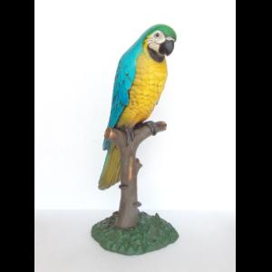 2341 Parrot 3ft.  - Papegaai