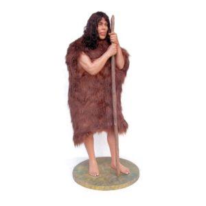 2347 Cave Man Neanderthaler