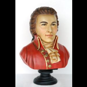 2351 Mozart Buste H.B. - Mozart
