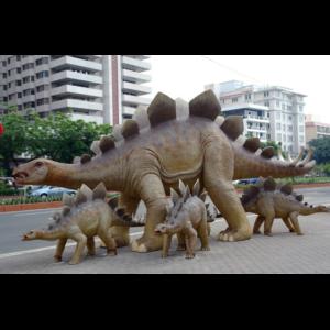 2405 Dinosaurs Stegosaurus  - Dinosaurus