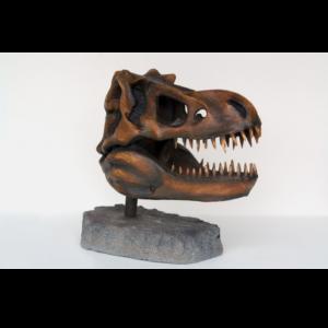 2440 Dinosaurs T-Rex Skull Head - Dinosaurus