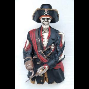 2442 Pirate Skeleton Figure Head - Piraat