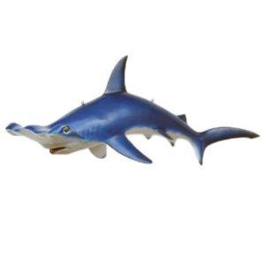 2453 Shark Hammerhead - Haai