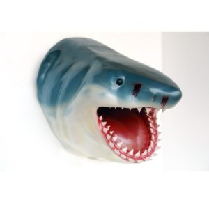 2463 Shark Head Jumbo - Haai
