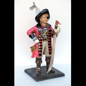 2470 Pirate Girl 4 ft.- Piraat