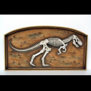 2477 Dinosaurs T-Rex Fossil in Frame - Dinosaurus