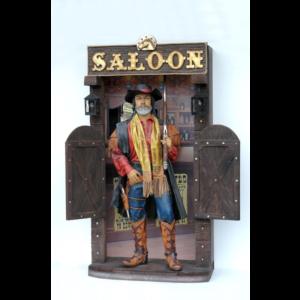 2520 Cowboy in Saloon