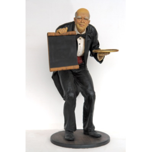 2564 Retired Waiter - Ober