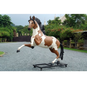 2570 Indian Horse - Paard